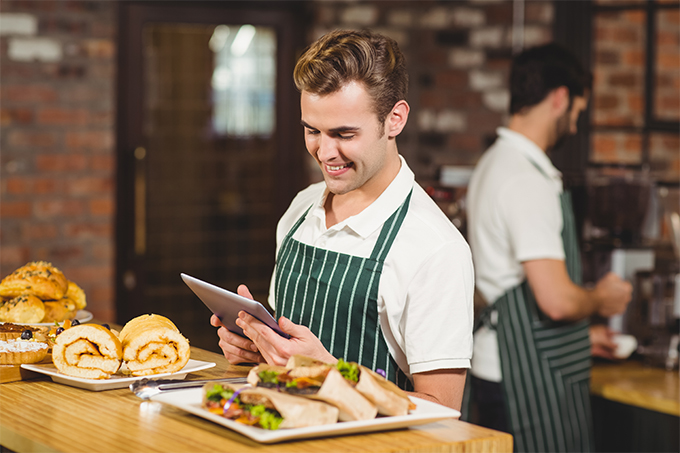 Digitize your restaurant's operations